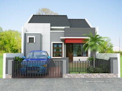 """Rumah Minimalis atau """"Rumah Minimalis""""?"""