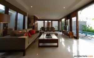Villa Modern Tropis