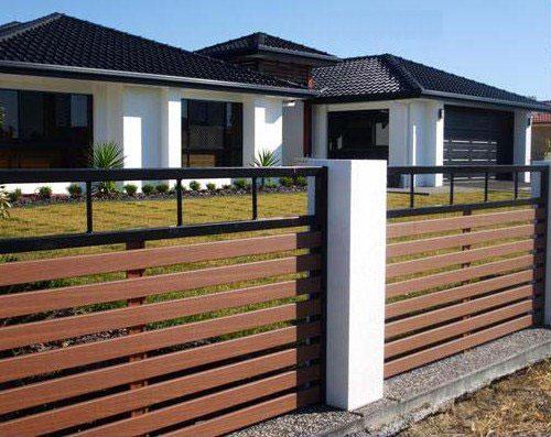 Tips desain pagar rumah minimalis