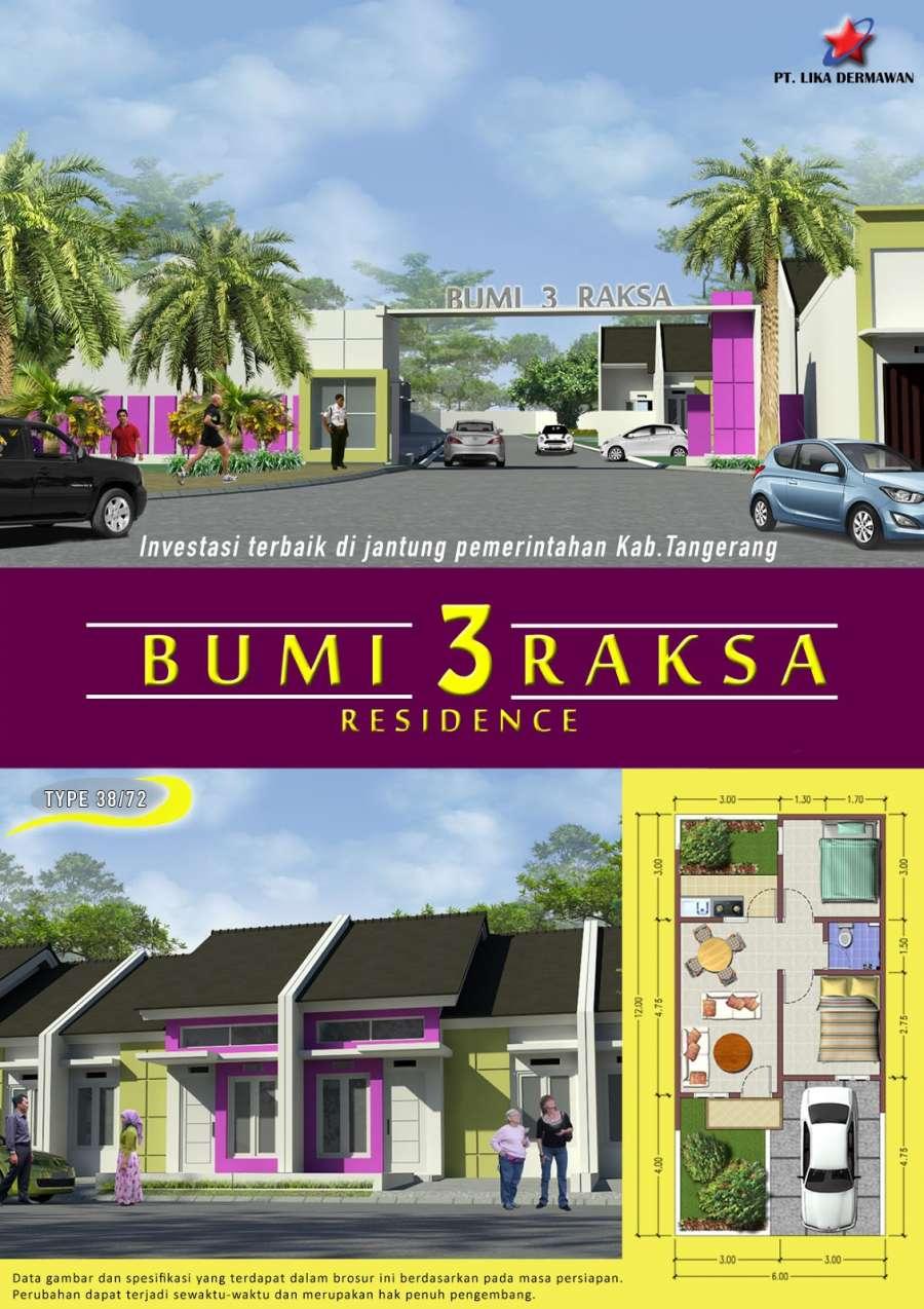 Dijual Rumah Di Daerah Tangerang Jl Ciatuy Kp Sodong Tigaraksa Iklan