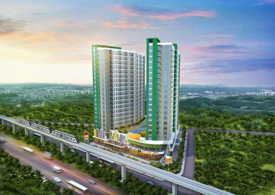 Dijual Apartement Di Daerah Bogor Jl Olympic Raya Kav C