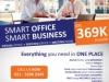 Kantor di daerah JAKARTA SELATAN, harga Rp. 369.000,-
