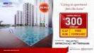 Apartement di daerah TANGERANG, harga Rp. 334.177.000,-