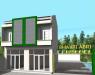 Rumah di daerah DEPOK, harga Rp. 517.700.000,-
