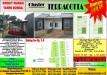 Rumah di daerah DEPOK, harga Rp. 140.000.000,-