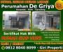 Rumah di daerah KARAWANG, harga Rp. 230.000.000,-