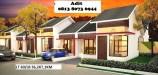 Rumah di daerah TANGERANG, harga Rp. 324.000.000,-