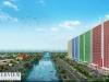 Apartement di daerah BEKASI, harga Rp. 458.000.000,-