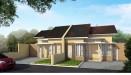 Rumah di daerah SLEMAN, harga Rp. 450.000.000,-