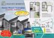 Rumah di daerah BEKASI, harga Rp. 320.000.000,-