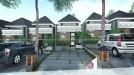 Rumah di daerah BOGOR, harga Rp. 215.000.000,-