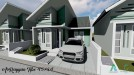 Rumah di daerah BOGOR, harga Rp. 339.000.000,-