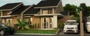 Rumah di daerah BANTUL, harga Rp. 392.000.000,-