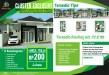 Rumah di daerah SERANG, harga Rp. 200.000.000,-