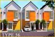 Rumah di daerah BOGOR, harga Rp. 455.000.000,-