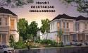 Rumah di daerah TANGERANG, harga Rp. 1.200.000.000,-