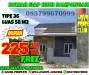 Rumah di daerah SEMARANG, harga Rp. 225.000.000,-