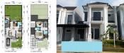 Rumah di daerah TANGERANG, harga Rp. 1.508.000.000,-