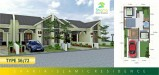 Rumah di daerah BOGOR, harga Rp. 482.000.000,-