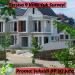 Rumah di daerah BANDUNG, harga Rp. 1.111.000.000,-
