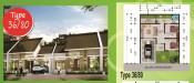 Rumah di daerah KARANGANYAR, harga Rp. 307.900.000,-