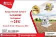 Tanah di daerah TANGERANG, harga Rp. 4.500.000,-