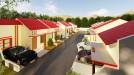 Rumah di daerah DEPOK, harga Rp. 297.800.000,-