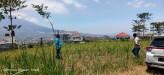 Tanah di daerah BATU, harga Rp. 2.400.000,-