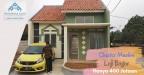 Rumah di daerah BOGOR, harga Rp. 329.000.000,-