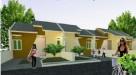Rumah di daerah BANDUNG, harga Rp. 273.000.000,-