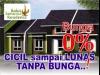 Rumah di daerah DEPOK, harga Rp. 480.000.000,-