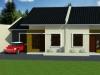 Rumah di daerah CIMAHI, harga Rp. 300.000.000,-