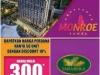 Apartement di daerah BEKASI, harga Rp. 302.000.000,-
