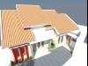 Rumah di daerah SLEMAN, harga Rp. 420.000.000,-