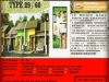 Rumah di daerah BANDUNG, harga Rp. 209.000.000,-