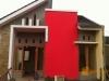 Rumah di daerah BEKASI, harga Rp. 295.000.000,-