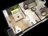 Apartement di daerah BOGOR, harga Rp. 293.221.236,-